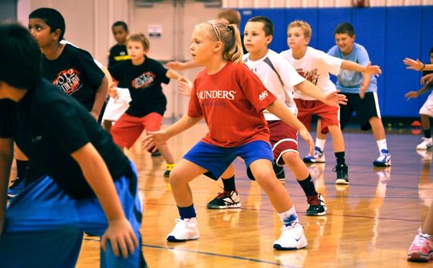 Fissac - Entrenamiento de fuerza en  niños